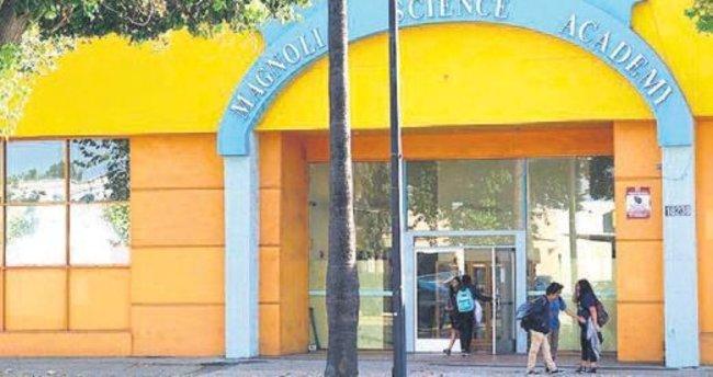 Los Angeles'taki 3 okula kapatma kararı