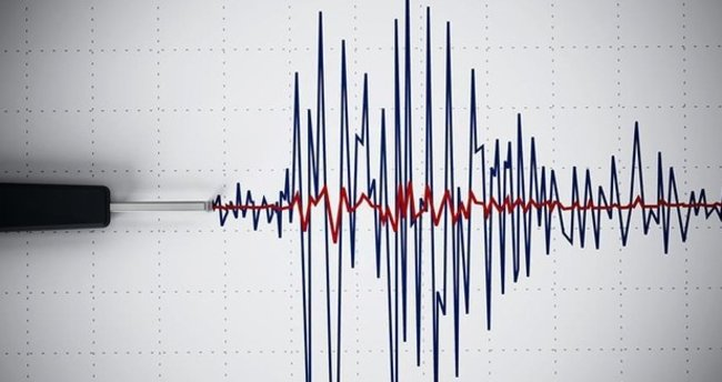 Denizli'de 3.2 büyüklüğünde deprem!