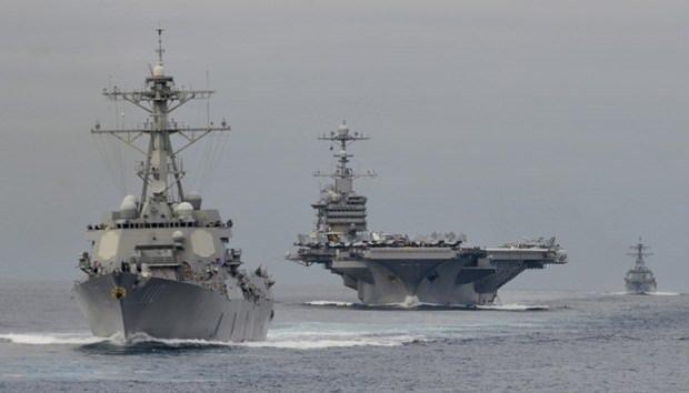 ABD'nin 13 milyar dolarlık yeni uçak gemisi