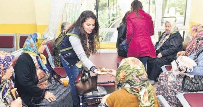 Üniversite öğrencilerinden huzur projesi