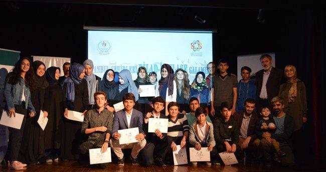 Liseli gençler İstanbul'un Şehirlerini film yaptı