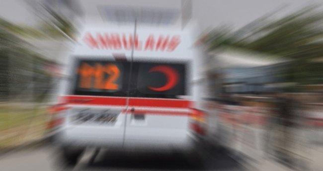 Uluduere'de teröristlerin yola döşediği mayın patladı: 2 yaralı