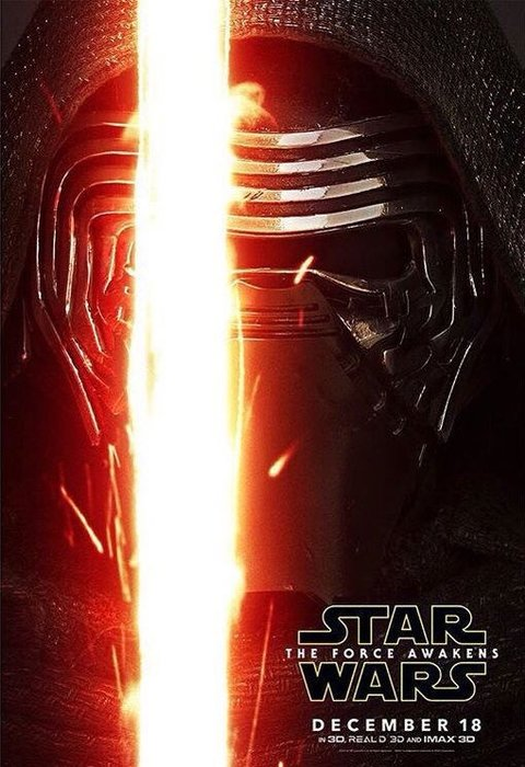 'Star Wars: The Force Awakens' için nefesler tutuldu!