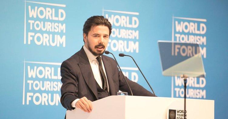 WTF Başkanı Bağcı: Türkiye'nin dünyadaki sesi olmaya devam edeceğiz