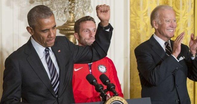Obama'dan olimpiyat teşekkürü