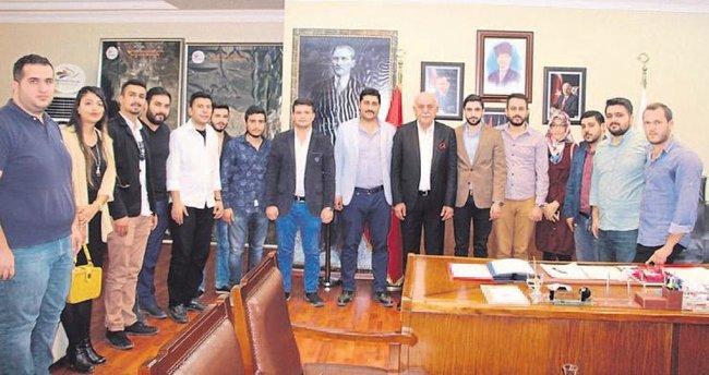 Başkan Seyfi Dingil: Ortak amacımız halka iyi hizmet