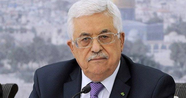 Filistin Devlet Başkanı'ndan önemli açıklamalar!