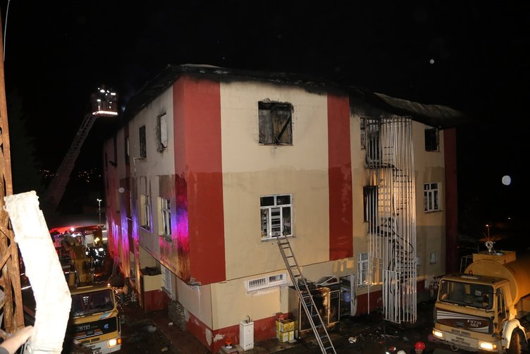 Adana Aladağ'da kabusu yaşadık! İşte yurt yangını felaketinin acı hatırası...