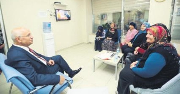 Nakil hastaları için konukevine 10 özel oda