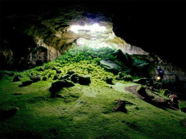Dünyanın en güzel ve gizemli mağaraları
