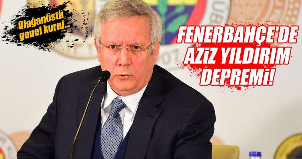 Fenerbahçe'de radikal kararlar
