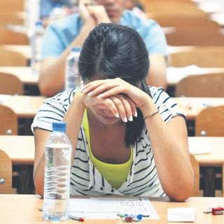 Stressiz geçiş sınavı