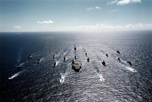ABD Donanması varlığını bakın kime borçluymuş...