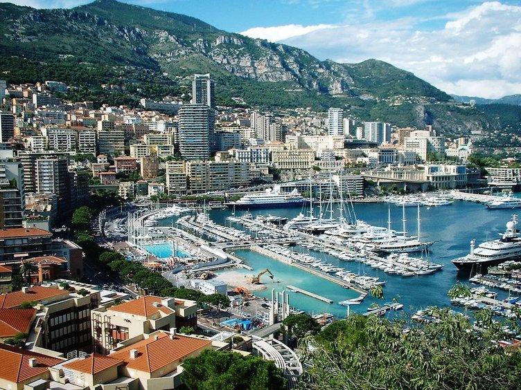Lüksün ve ihtişamın merkezi Monaco