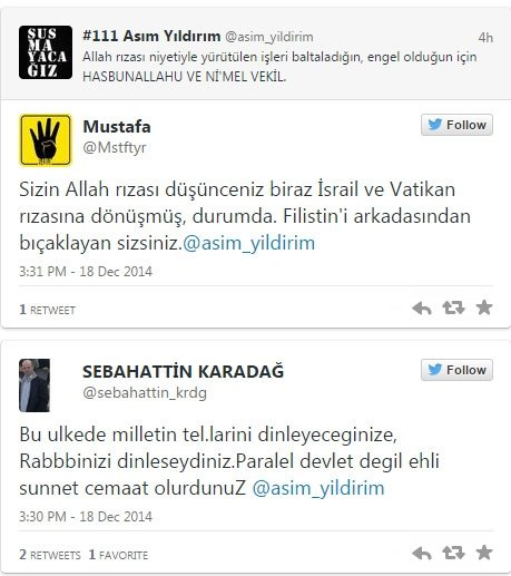 STV spikeri Asım Yıldırım'a Twitter'da tepki yağıyor