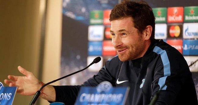 Andre Villas-Boas Çin'e transfer oldu