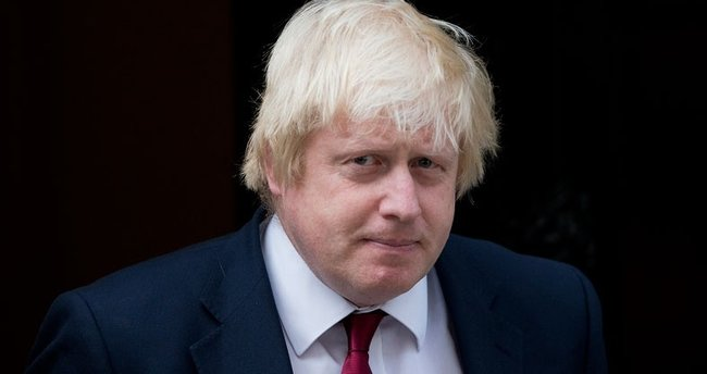 İngiltere Dışişleri Bakanı Johnson, Ukrayna'da