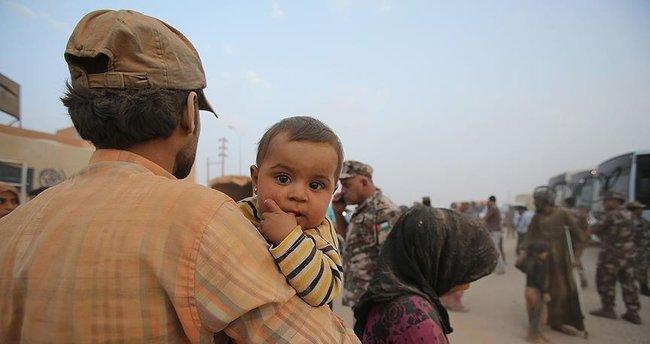 'Dakikada 24 kişi ülkesinden ayrılmak zorunda kalıyor'