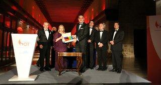 Akdeniz Turizm Forumu'nda TYD'ye büyük onur
