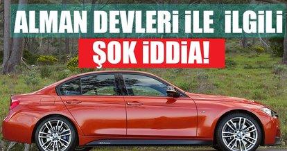 Alman otomotiv devleri rekabeti engellemek için anlaştı iddiası!