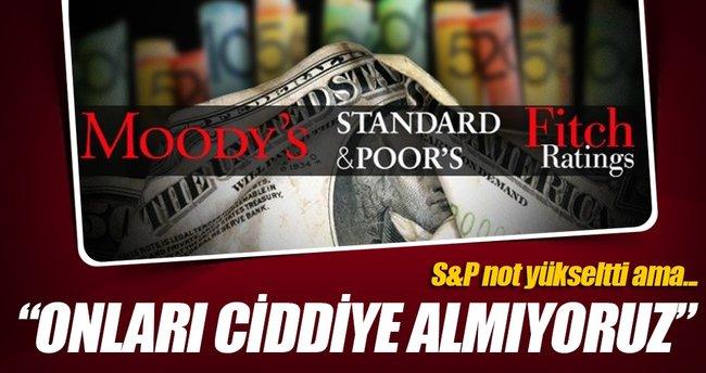 S&P'nin Türkiye'nin kredi görünümünü yükseltmesi