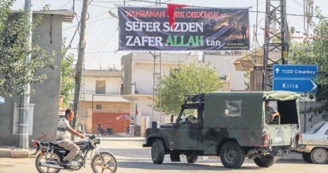 ÖSO birlikleri El Bab'a ilerliyor