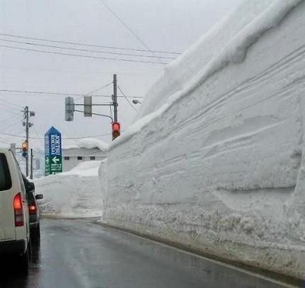 Böyle kar görmediniz!