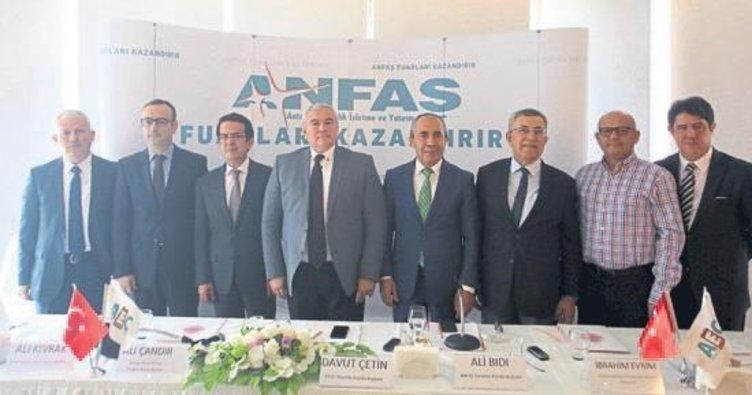 Antalya 4 fuara daha kavuşuyor