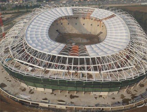 Dünyanın en heyecan verici stadı
