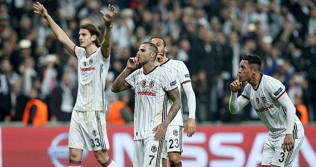 Beşiktaş gruptan nasıl çıkar?