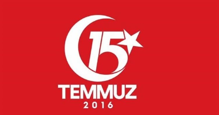 15 Temmuz'un resmi logosu belli oldu