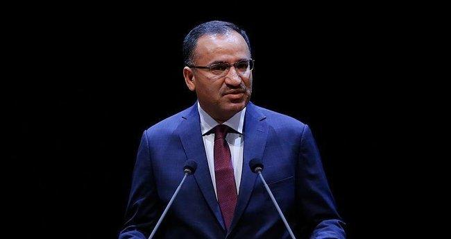 Adalet Bakanı Bozdağ'dan 'başkanlık sistemi' açıklaması