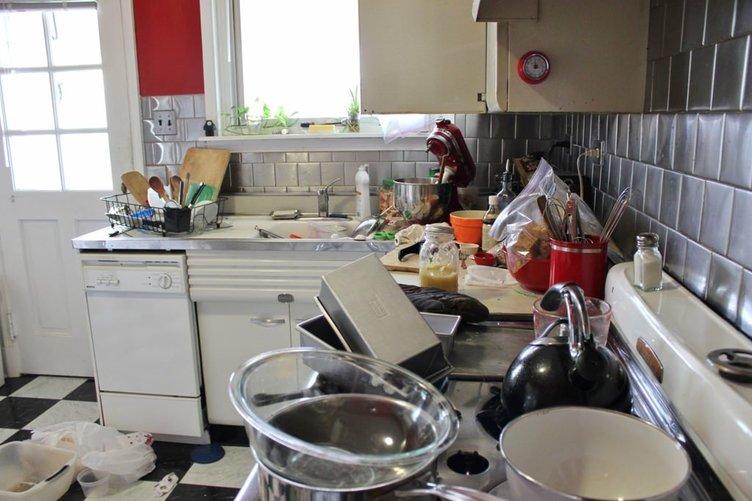 'Bazı insanlara mutfak yasaklanmalı' dedirtecek kareler