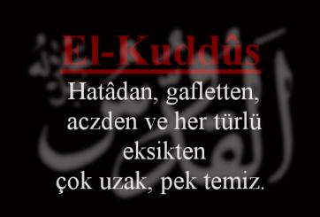 Esmaül Hüsna – Allah'ın 99 ismi