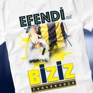 Fenerbahçe'den derbi sonrası 'Efendiniz Biziz' tişörtü