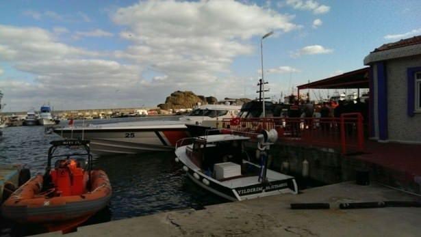 İstanbul Boğazı'nda tekne faciası