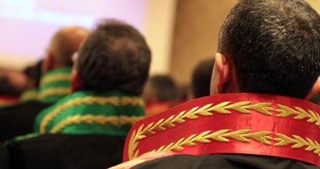 192 hakim ve savcı hakkında FETÖ'den soruşturma başlatıldı!