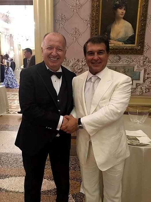Antalyasporlu Eto'o'nun mutlu günü