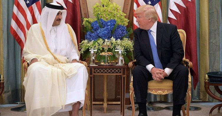 SON DAKİKA: Katar Emiri'nden Trump'ın davetine cevap!