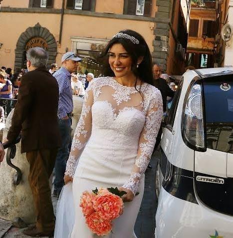 Hamdi Alkan ile Selen Görgüzel evlendi