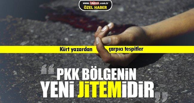 İlhami Işık Sabah'a konuştu: PKK bölgenin yeni 'JİTEM'idir