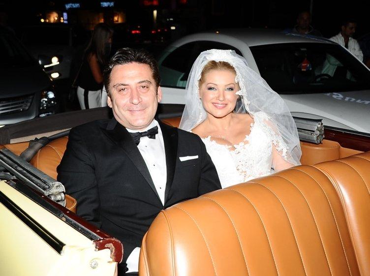 Ünlü sunucu Zahide Yetiş evlendi