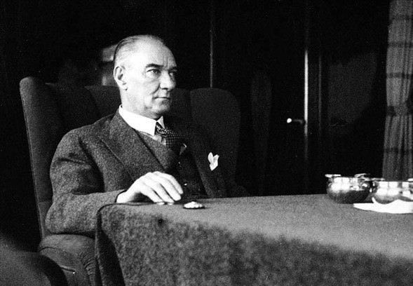 En güzel Atatürk fotoğrafları