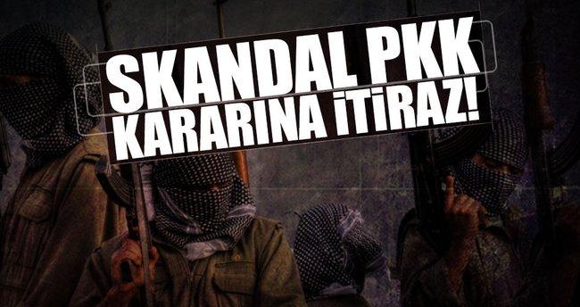 Belçika'daki PKK kararına itiraz edildi!
