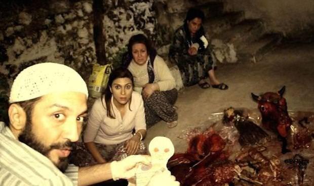 Yönetmen Hasan Karacadağ İngiliz TV'sine röportaj verdi