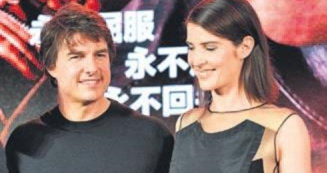 Şangay'da Tom Cruise rüzgarı