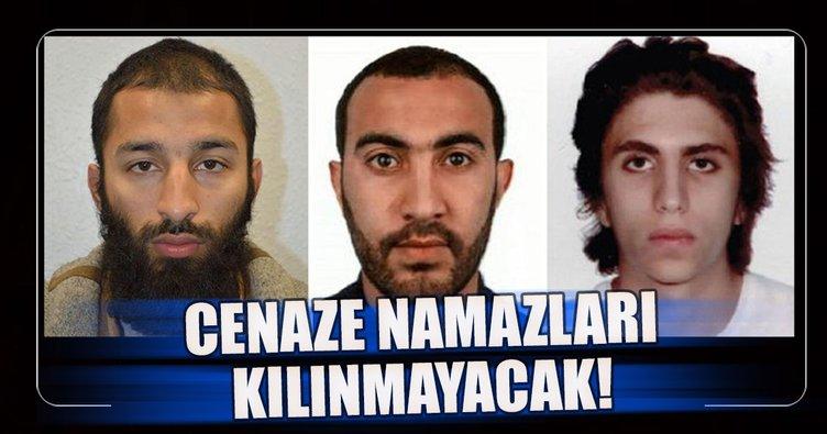 İmamlar, Londra saldırganlarının cenazelerini kıldırmayı reddetti