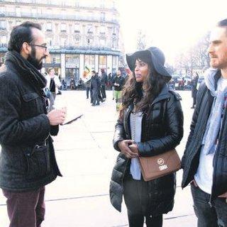 Fransız gençler: Geleceğimiz tehlikede