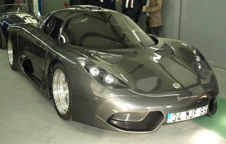Türk spor otomobili seri üretime geçiyor