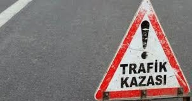 Bartın'da kaza: 5 yaralı